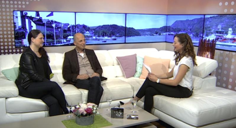 Clouedo zu Gast bei TV-Mittelrhein